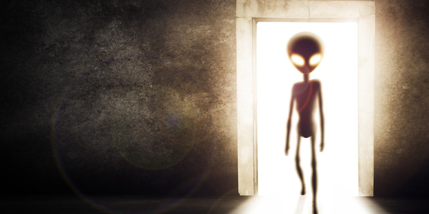 Sceptics argue that alien-related encounters are merely hoaxes created for financial gain or social advantage. Photo / Getty Images