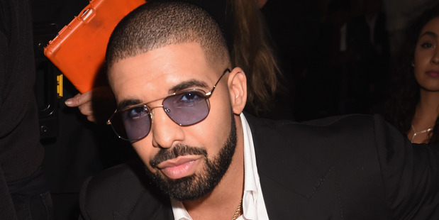 Drake will also boycott the prestigious music awards. Photo / Getty Images