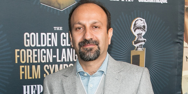 Asghar Farhadi won't be able to attend the Oscars thanks to Trump. Photo / Getty Images
