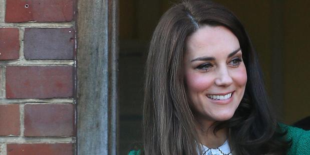 Trump encouraged paparazzi to make money off the sunbathing Kate photos. Photo / Getty Images