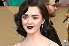 Actor Maisie Williams attends The 23rd Annual Screen Actors Guild Awards. Photo / Getty Images