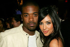 Ray J and Kim Kardashian pictured together in 2006. Photo / Getty Images