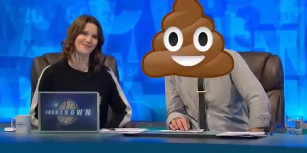 Loading Susie Dent, Countdown's resident lexicographer, stunned viewers with her rude choice of word. Photo/Channel 4
