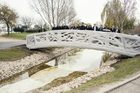 This bridge will open up more opportunities for using 3D printing in civil engineering. Photo / The Institute of Advanced Architecture of Catalonia (IAAC)