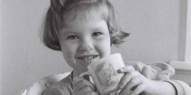 Ruby Knox as a young child. Photo / Supplied