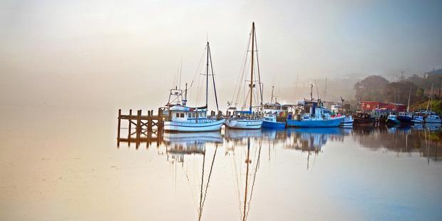 Riverton Harbour. Photo / Deb Racz