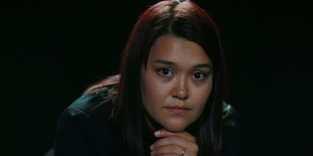 Amy Yerro, daughter daughter of Francie sinking victim Taulagi Afamasaga. Photo / Doug Sherring
