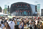 Hot sunny day at One Love festival at Tauranga Domain. Photo/Andrew Warner.