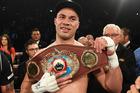 New Zealand heavyweight boxer Joseph Parker after defeating Andy Ruiz Jr. Photo / Photosport.co.nz