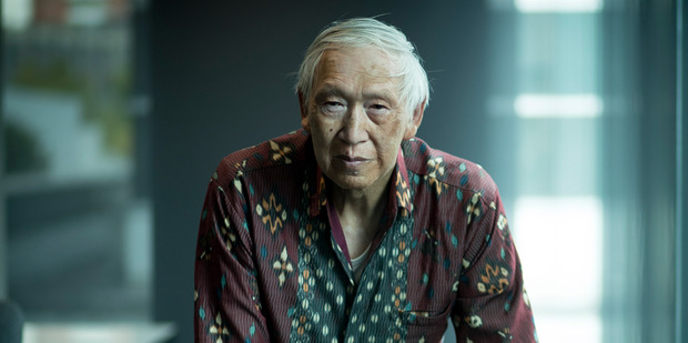 David Wong (DW): President, Chinese New Zealand Oral History. 4th generation local born Chinese. Photo / Dean Purcell