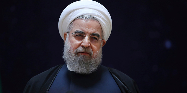 Iranian President Hassan Rouhani. Photo / AP