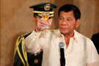 Philippine President Rodrigo Duterte Duterte has vowed to extend his brutal crackdown from March this year right up to the end of his term in 2022.
