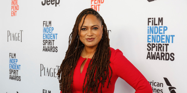 Ava DuVernay will be Disney's first black, female director in years with A Wrinkle in Time. Photo/AP