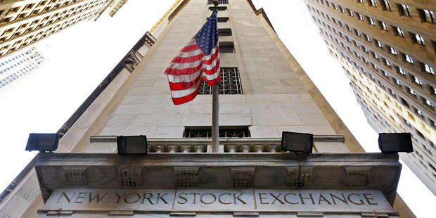 Wall Street languished as concern about US President Donald Trump's protectionist stance weighed on optimism. Photo / AP