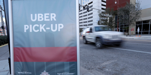 Steven Price, who sought to represent as many as 1.6 million California drivers in a class action, poses a special threat to Uber. Photo / AP