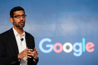 Sundar Pichai has not given a convincing answer to the problem of monetising voice search. Photo / AP
