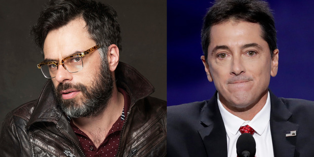 Loading Jemaine Clement (left) and Scott Baio. Photo / AP
