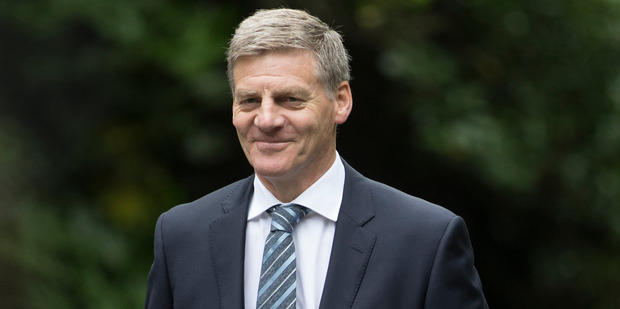 "Prime Minister Bill English says his speech on Monday at Ngati Whatua would be ""forward-looking, rather than dwelling on the intricacies of Waitangi Day."" Photo / Mark Mitchell"