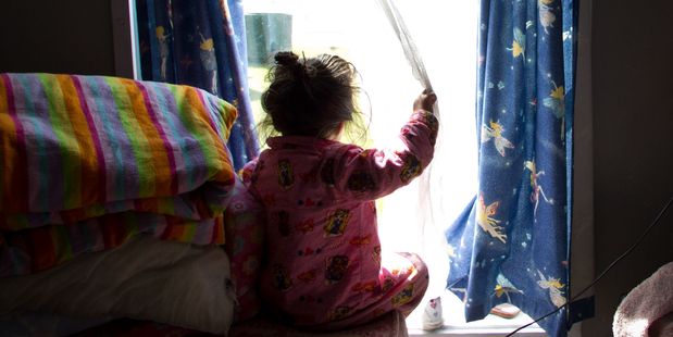 Why are we denying the existence of child poverty? File photo /  Richard Robinson