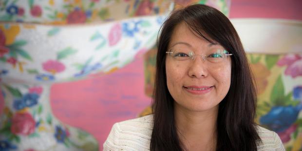 Susan Zhu (SZ): Vice-Chair, Whau Local Board. Migrant Chinese. Photo / Michael Craig