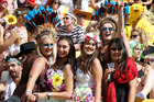RUN ITS COURSE? The Wellington Sevens party is all but over. PHOTO FILE