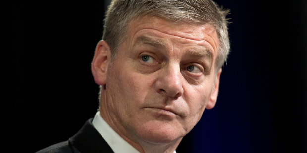 Loading Prime Minister Bill English is expecting a call from US President Donald Trump. Photo / File