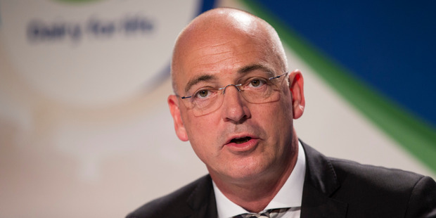 Fonterra CEO Theo Spierings says a resurgence of nationalism and increased protectionism threaten global trade. Photo / Jason Oxenham