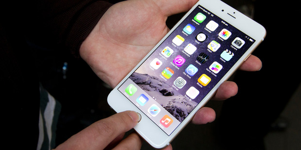 Apple announced that it sold 78.2 million iPhones in its first fiscal quarter -- a record for any single quarter in the company's history.