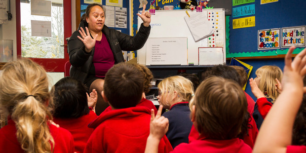 Loading I totally support the Greens' initiative to make te Reo Maori a core subject, along with English and maths.  Photo / Regan Schoultz
