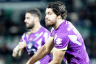 Tohu Harris is the real deal and the kind of signing the Warriors should always aspire to. Photo / Paul Taylor