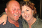Paul Spicer and Tonya McDonald (now Spicer) are jointly charged with possessing methamphetamine for supply. Photo / Peter de Graaf