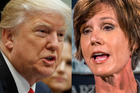 President Trump fired Acting Attorney General Sally Yates today, after Yates ordered Justice Department lawyers not to defend his immigration order. Photos / AP