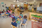 Since 2008, the proportion of children in early childhood education has risen from 93.6 per cent to 96.6 per cent. Photo / Supplied