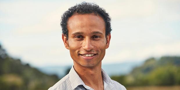 Yoseph Ayele, chief executive of the Edmund Hillary Fellowship. Photo / Supplied