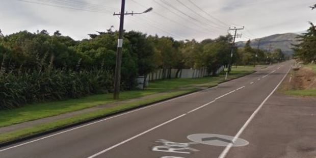 A social media post by the boy's aunt alleged the child was walking along Camp Road early last week when a man in a two-door car told him to get in. Photo / Google Street View
