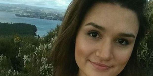 Carissa Avison, 21, has been missing since last Thursday. Photo / Facebook