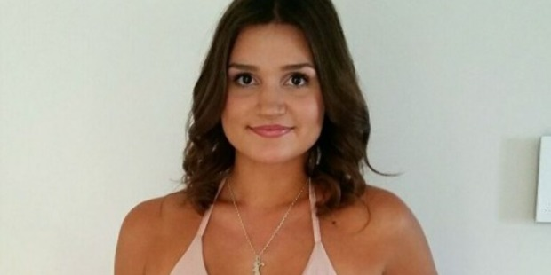 Carissa Avison , 21, was last seen leaving her home on Dockside Lane. Photo / via Police