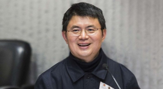 Xiao Jianhua vanished from Hong Kong, raising speculation he may have been abducted by mainland agents. Photo / Handout