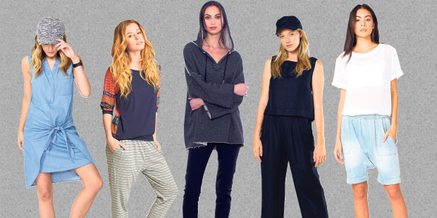 Channel the sports-luxe trend.