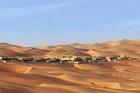 Qasr Al Sarab by Anantara in Abu Dhabi.
