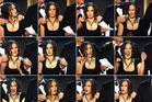 SAG Awards: Winona Ryder's facial expressions inspired a host of memes. Photo / Hunter Ingram Twitter