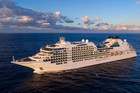 Luxury cruise liner the Seabourn Encore costs between $15,799 and $40,299 for the 16 day New Zealand and Australia tour. PHOTO/supplied