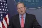 White House Press Secretary Sean Spicer defends President Donald Trump's ban on travelers from seven predominantly Muslim countries saying it was enacted with the proper preparation and coordination.