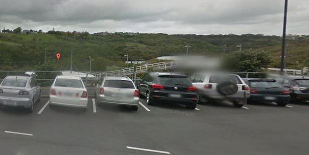Meadowbank train station car park. Photo: Google Street view