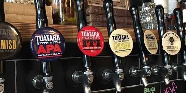 """""""We're changing the shareholding, we're not changing the recipe,"""" Tuatara founder Carl Vista said. Photo / Facebook"""