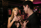 A scene from the doco series, Mariah's World. Photo / E! Entertainment