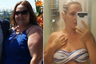 The Aussie mum lost 70 kgs after dropping her Minties and food addiction. Photo / Caters