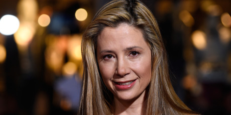 Actress Mira Sorvino attends a premiere. Photo / Getty