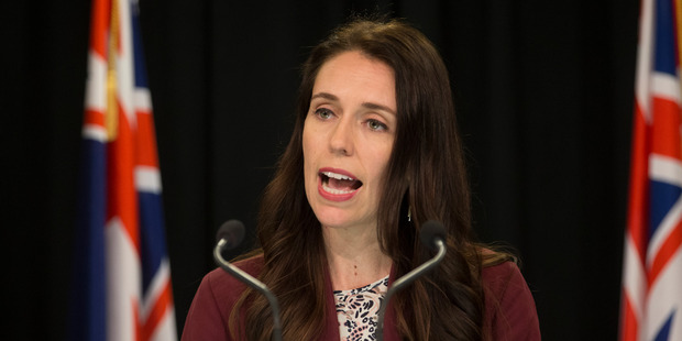 Prime Minister Jacinda Ardern spoke to The Country's Jamie Mackay on today's show. Photo / Mark Mitchell