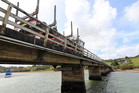 TWO WAY JOB: Taipa Bridge, on State Highway 10, is among projects outlined in the region's land transport plan. Construction of a new two-lane bridge is scheduled to start next month.